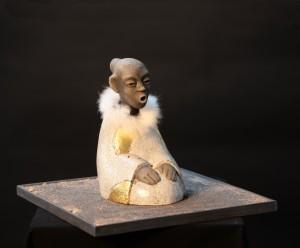 Meditative figure 2